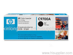 HP C9700A Black Original Toner Cartridge