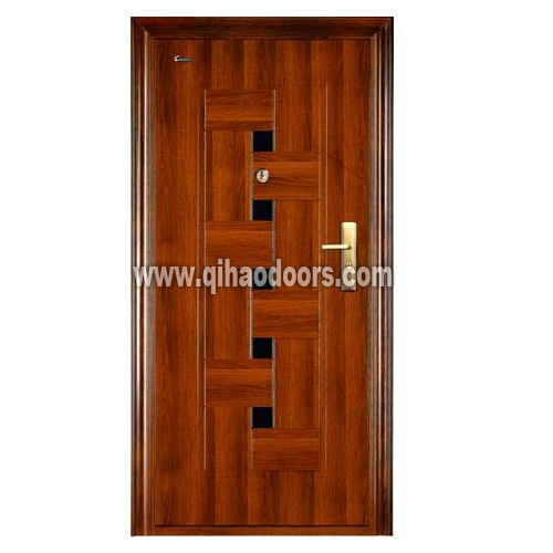 Modern residential and apartment entry doors from china for Residential entry doors