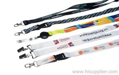 high quality Multi-colors printed lanyards
