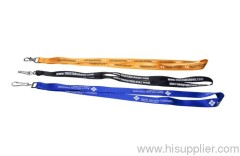 high quality 15-20mm Nylon lanyards