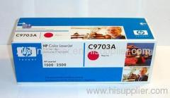 HP C9703A Magenta Original Toner Cartridge