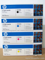 HP CB530A-533A Color Original Toner Cartridge