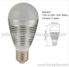 5630smd e27 base led bulb
