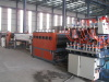 New PP hollow sheet prodution plant