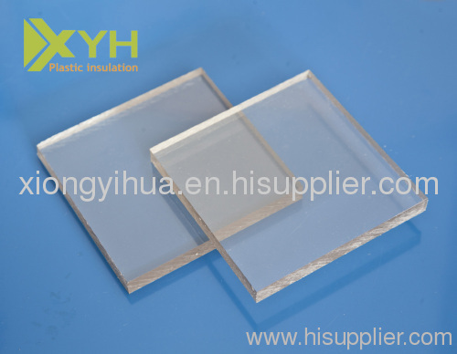 Transparent Polycarbonate PC Sheet