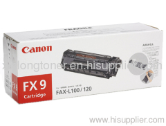 Canon Fx-9 Black Original Toner Cartridge
