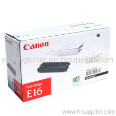 Canon E16/20/30/40 Black Original Toner Cartridge