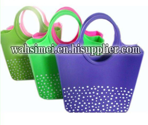 cheap convenient silicone handbags