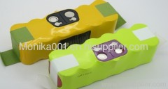 14.4V 3300mAh SC Ni-MH Rechargeable Battery Pack For Irobot Roomba 500