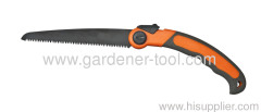 180Mn Blade Garden Steel Saw With Lock.