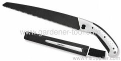 Garden Pruning Saw With Metal Handle