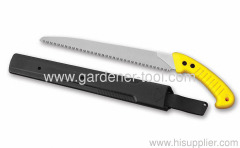 Probable Garden Metal Saw With Advanced Sheath