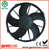 Automotive HVAC 300mm hi-speed control 48V Brushless DC Axial Fan with BLDC Motor