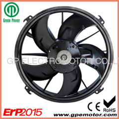 24V Engine auto cooling system Brushless DC Axial Fans