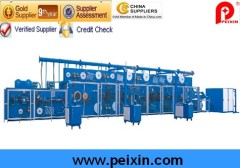 Semi-Servo Control Vertical Panty Liner Production Line (PX-HD-1200ZX)