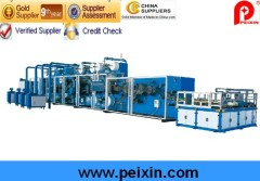 Full-Function Baby Diaper Production Line (PX-NK-450)