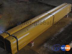 Caterpillar 9W2303 grader blade curved blades