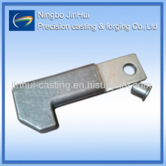 steel hot forging; machinery fitting; precision forging
