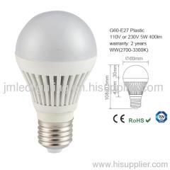tuv certificated led light bulb