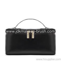 Black PU Cosmetic case