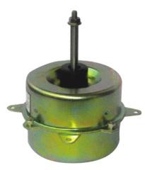 Outdoor air conditioner motor
