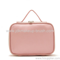 Pink Color Cosmetic Bag