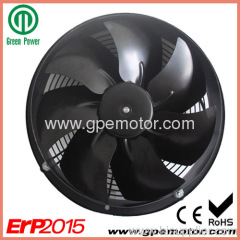 Telecom Variable speed EC Axial Fan 48VDC W1G300
