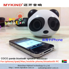JOJO panda bluetooth wireless speaker MK500BT
