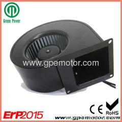 140mm EC Single inlet EC Fan Blower with EC-Brushless Motor