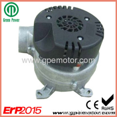 Low Noise BLDC Motor EC Blower Fan for premixed boiler