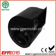 D1G133 48V DC EC Centrifugal Blower Dual for Telecom A/C