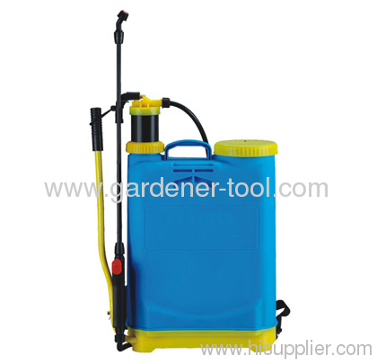 Agriculture Knapsack pwoer sprayer with 16L capacity