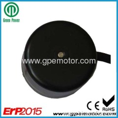 EC Centrifugal fan motor for air curtain and evaporator cool