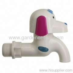 Plastic water faucet supplier in china
