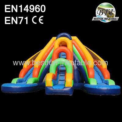 Double King Water slide