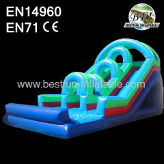 18' Inflatable Water Slide