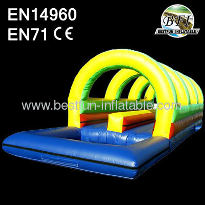 Double Lane Inflatable Slip