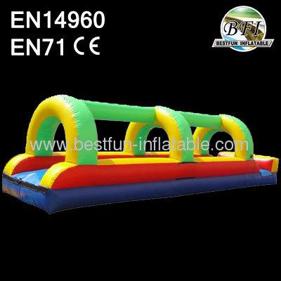 Bumper Inflatable Slip And Slide