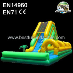 Inflatable Slip N Slide Combo