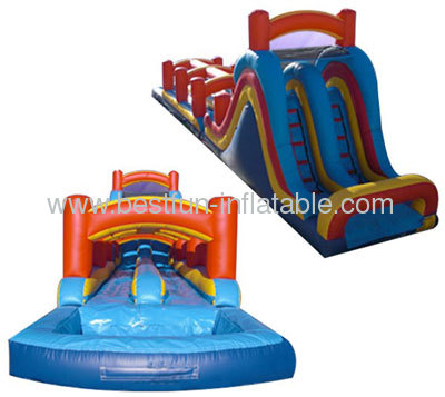 Combo Water Slide & Slip
