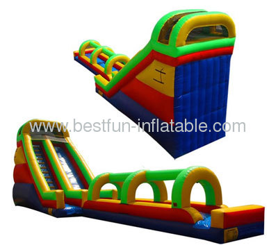 2 Unit Waterslide & Slip