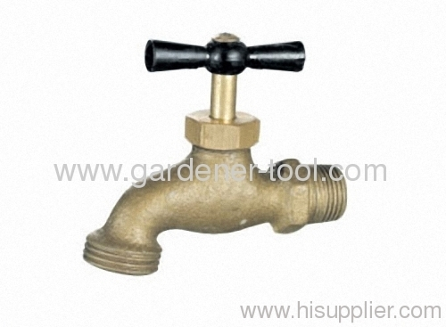 Iron Garden Water Faucet With Brass Valve Manufacturer supplier