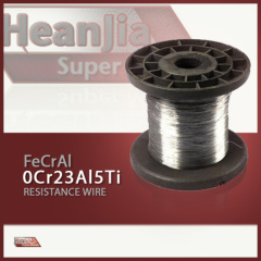 FeCrAl (0Cr15Al5) Furnace Resistance Heating Wire