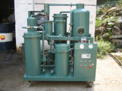 Lubricating Oil Purification Oil Filtering Oil Purify Plant