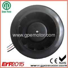 energy-save DC Centrifugal Fan with BLDC Integrated motor