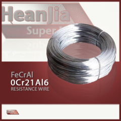 FeCrAl (0Cr27Al7Mo2) Soft Annealed Resistance Wire