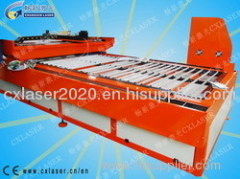 large scale laser cutting machine for metal ss ms metal pipe
