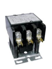 3 poles Definite purpose air conditioner contactor