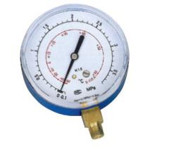 Refrigerant Pressure gauge Brass