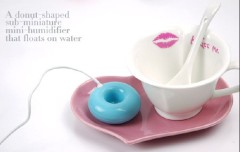 Mini dessert humidifier